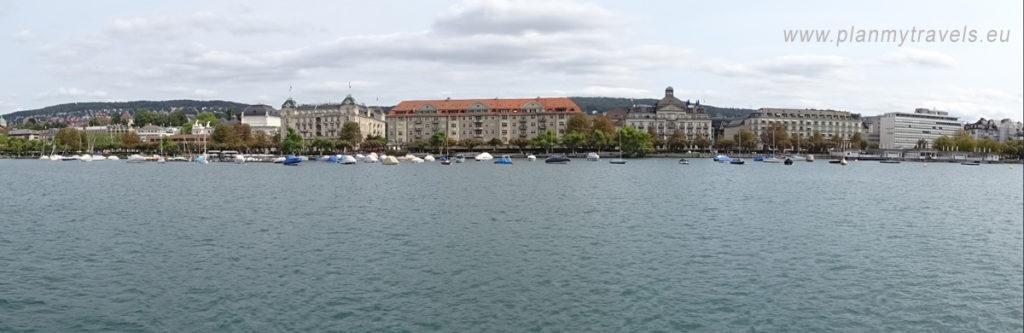 Szwajcaria, Jezioro Zuryskie