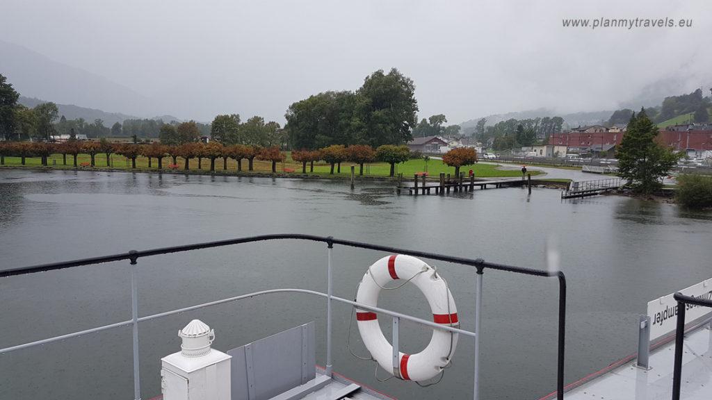 Szwajcaria, Zurich, Jezioro Czterech Kantonów