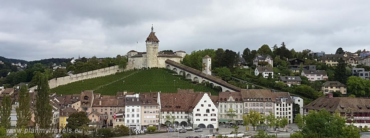 Szwajcaria, twierdza Munot Fortress