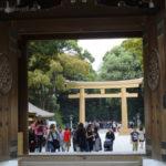 Japan, Tokyo, Meiji Temple