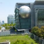 Japan, Tokyo, Odaiba, Fuji TV