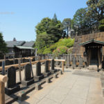 Japan, Tokyo, Sengakuji Temple, 47 Ronin graves