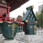Japan, Tokyo, Asakusa, Sensoji Temple