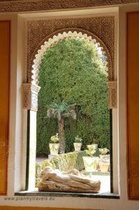 Spain, Sevilla, Pilate's House