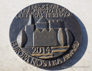 Cordoba - three cultures, European Union Prize for cultural heritage, Europa Nostra Award 2014