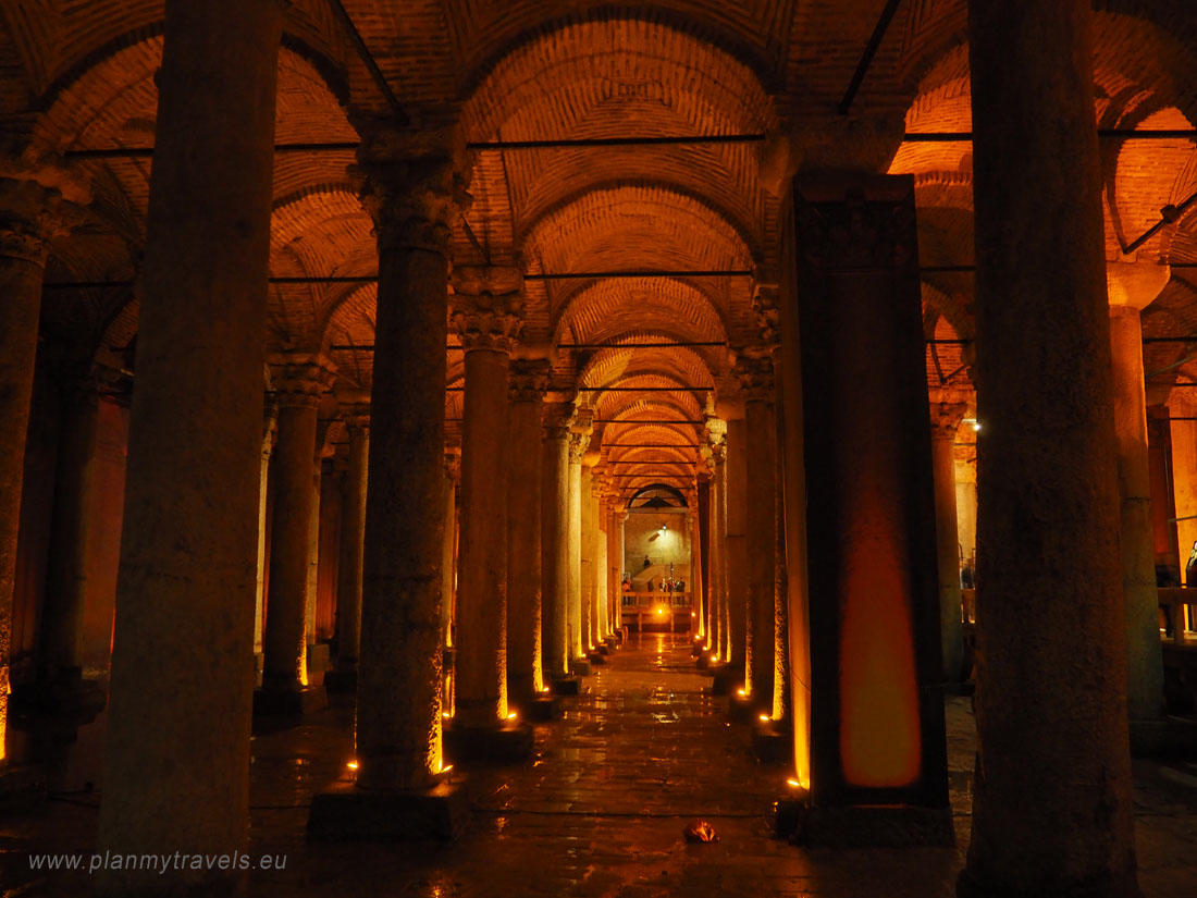 Muzeum Hagia Sofia, Stambuł Turcja