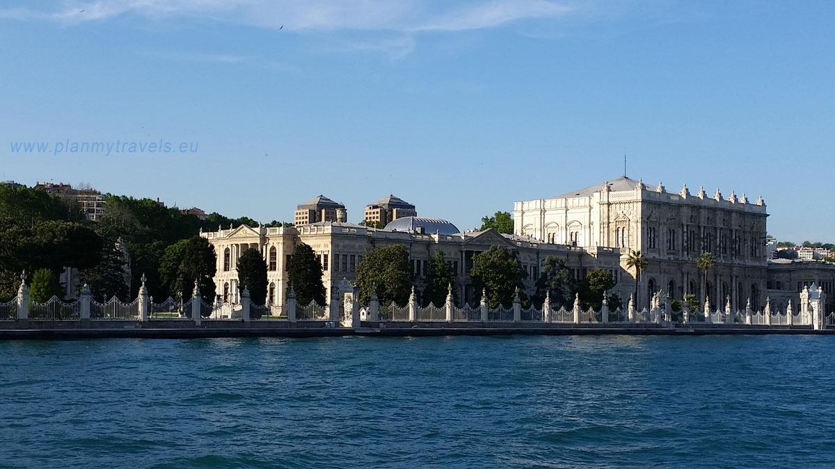 Pałac Dolmabahce. Stambuł - tajemnice miasta