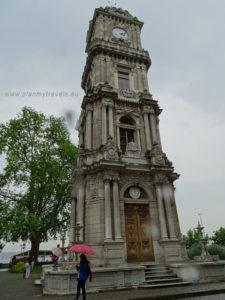 Wieża Zegarowa Dolmabahce