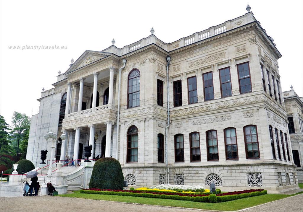 Stambuł - Pałac Dolmabahce. Stambuł - tajemnice miasta