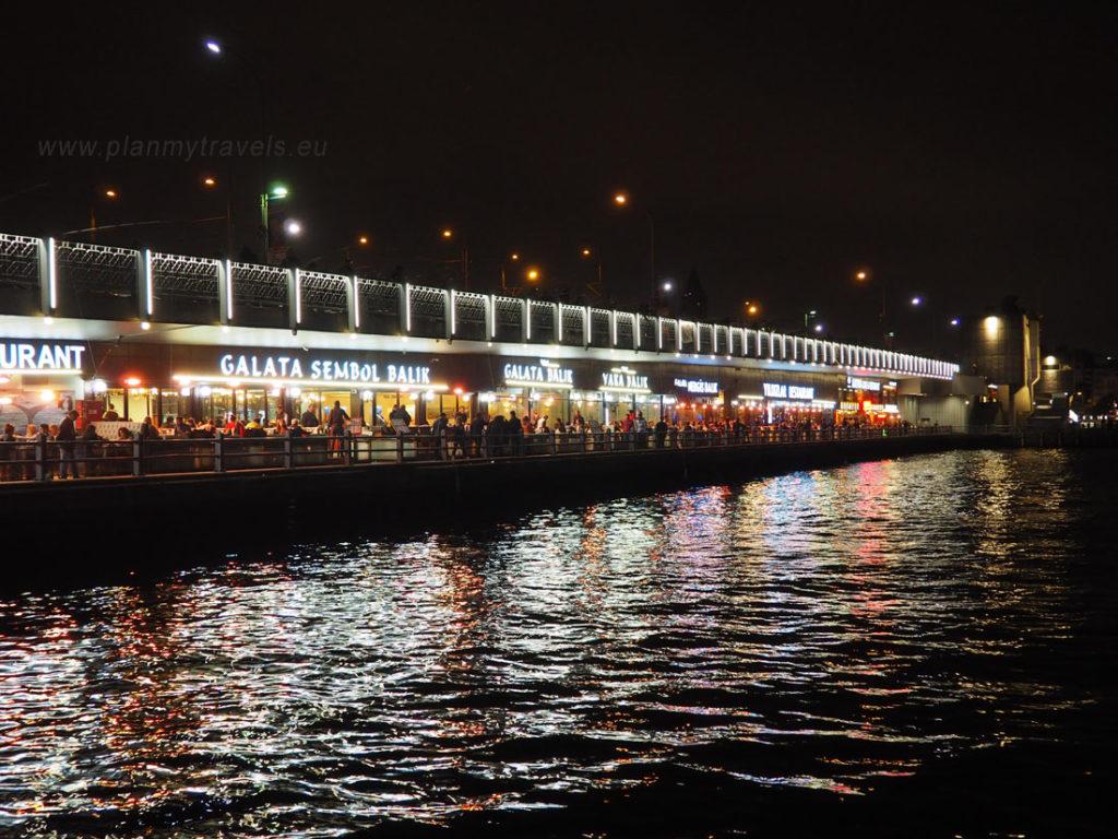 Stambuł - most Galata