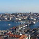 Turcja, Stambuł, widok z wieży Galata, tajemnice miasta