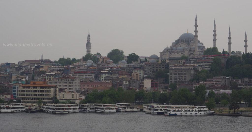 Turcja, Stambuł, Stambuł - tajemnice miasta, Złóty Róg