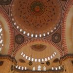 Turcja, Stambuł - tajemnice miasta, Stambuł, meczet Sulejmana
