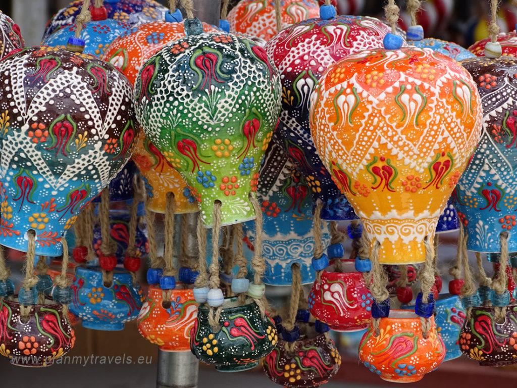 balony, Kapadocja Turcja