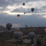 Hor air balloon - Kapadokya