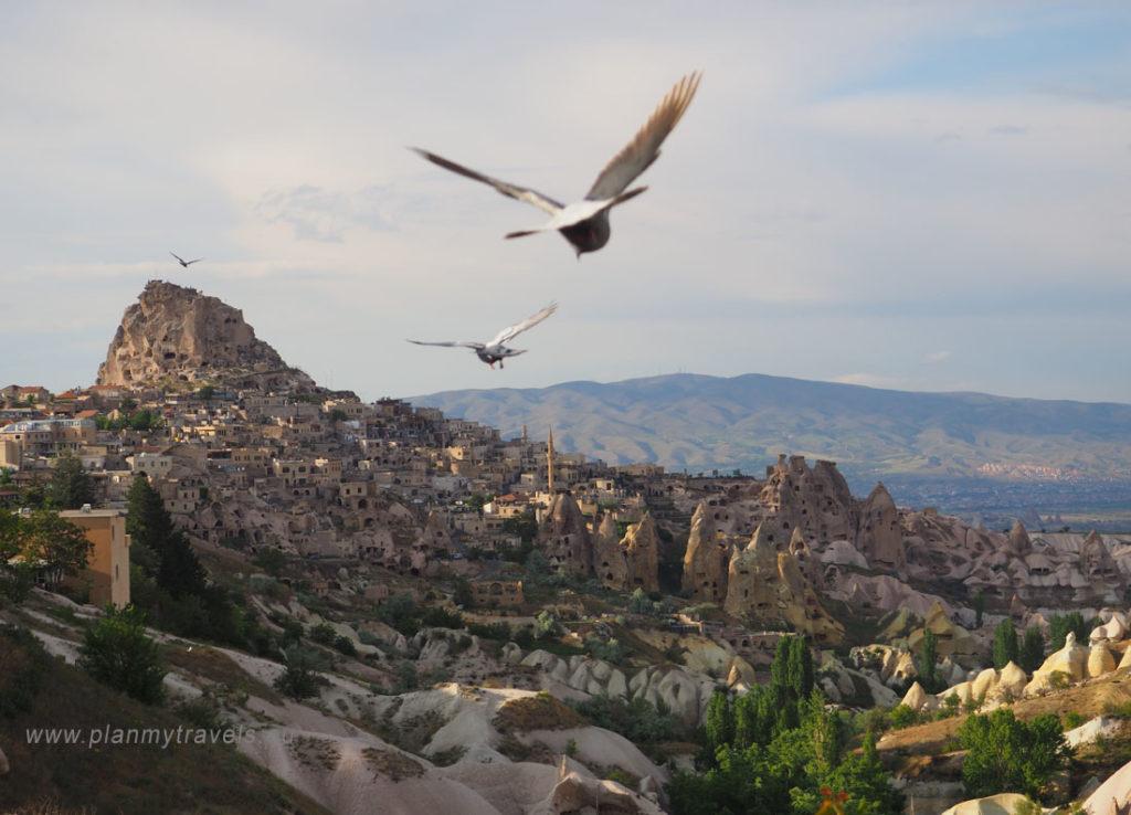 Pigeon Valley, Kapadocja, Turcja