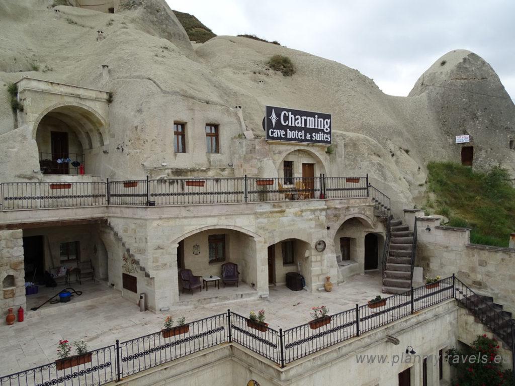 Charming Cave Hotel, Kapadocja Turcja