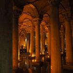 Turkey, Istanbul, Basilica Cistern