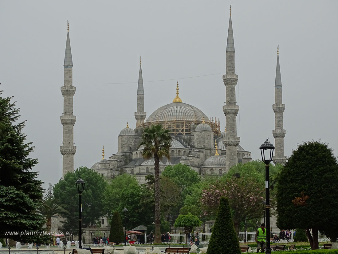 Turkey, Istanbul, Istanbul - secrets of the city , Blue Mosque