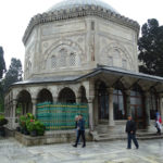 Turkey, Istanbul, Istanbul - secrets of the city, Suleyman Mosque, mausoleum of Suleyman the Magnificent