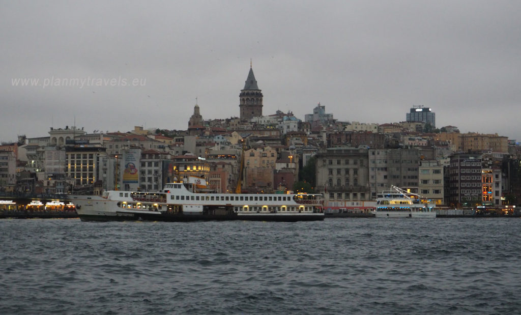 Turkey, Istanbul, Istanbul - secrets of the city, Galata Tower