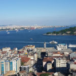 Turkey, Istanbul, Galata Tower view