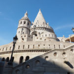 Budapest, Fisherman's Bastion, Buda Castle