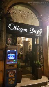 Budapeszt Oktagon Bisztro