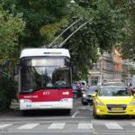 Budapeszt - top 5 atrakcji trolejbus żółta taksówka Adrassy