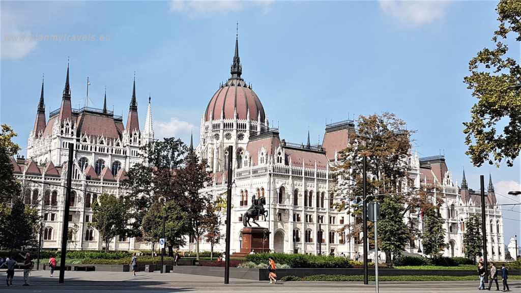 Budapeszt - top 5 atrakcji Parlament Węgierski