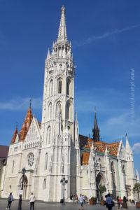 Kościół Macieja Budapeszt - top 5 atrakcji