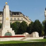 Budapeszt - Skwer Wolnościn