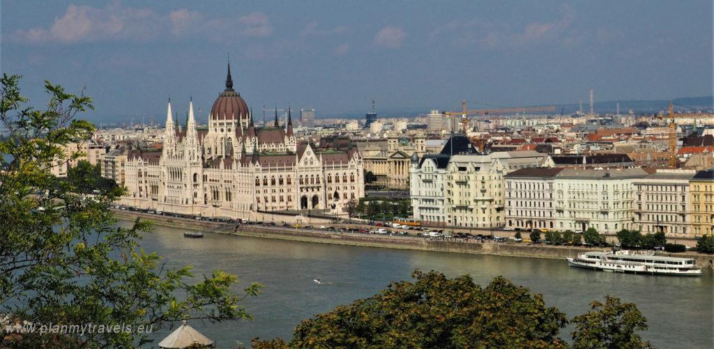 Budapeszt - autorski plan podróży