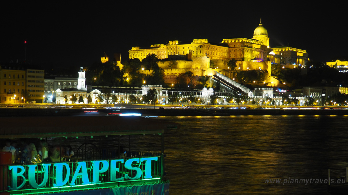Budapest tailor made travel plan