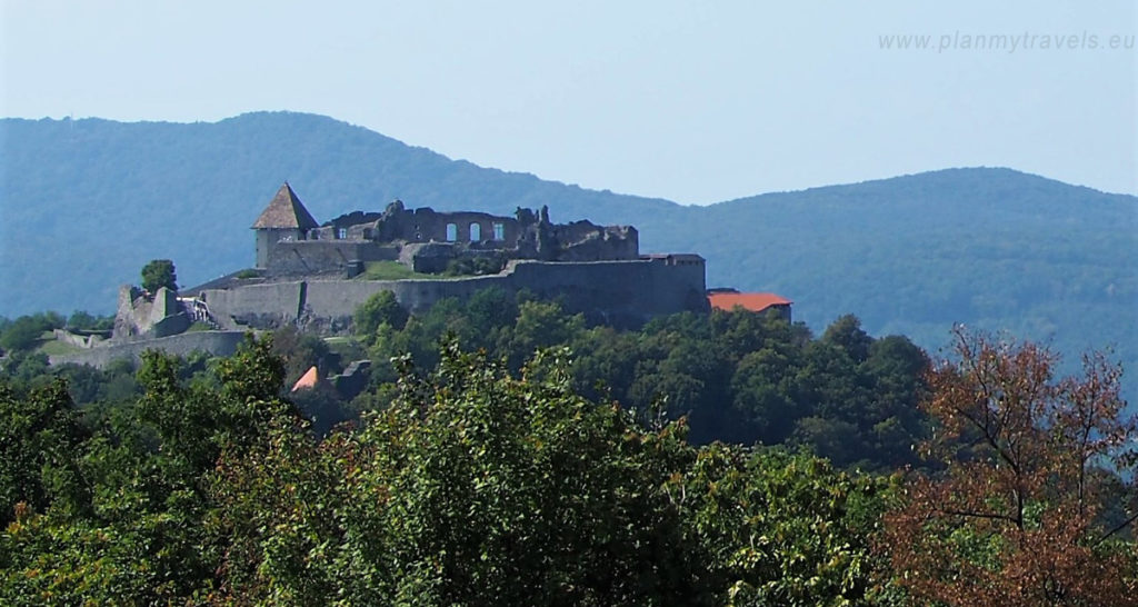 Castle of Visegrád