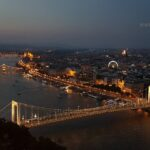 Gellert Hill, Budapest Hungary