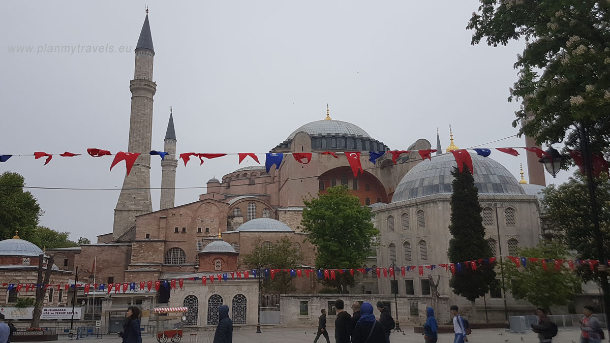 Turkey Istanbul photo galery Hagia Sophia
