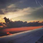 doświadczenia z podróży lotniczyc