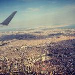 doświadczenia z podróży lotniczych