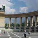 Budapest - top 5 attractions, Heroes Square
