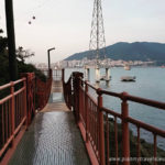Busan Amnam Park Coastal Skywalk