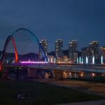 Korea Południowa Daejeon Expo Bridge
