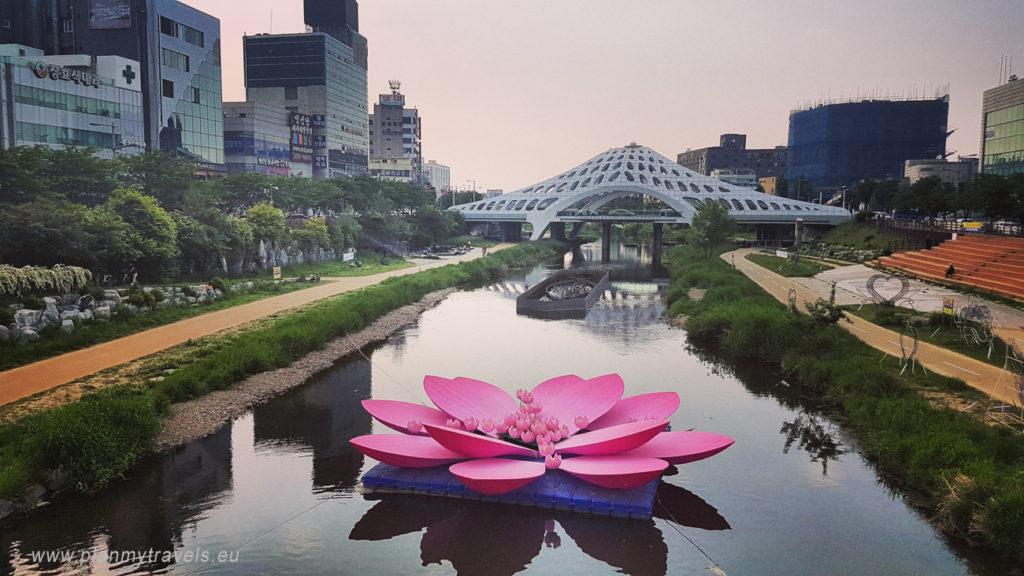 Korea Południowa -autorski plan podróży Daejeon