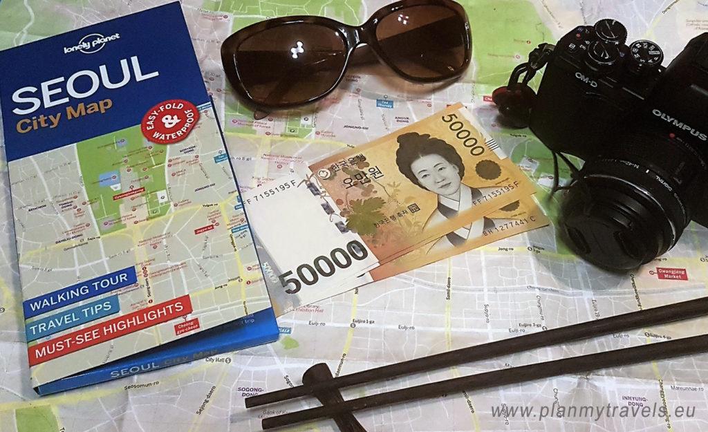 www.PlanMyTravels.eu, Korea Południowa - autorski plan podróży