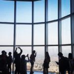 Korea Południowa Seul wieża Lotte World Tower