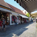 Szentendre artists' village, Budapest one-day outside city