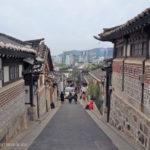 Seul Bukchon Hanok Village plan zwiedzanie atrakcje