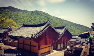 Busan Beomeosa Temple