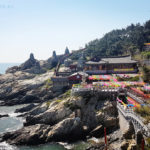 Busan South Korea Haedong Yonggung Temple