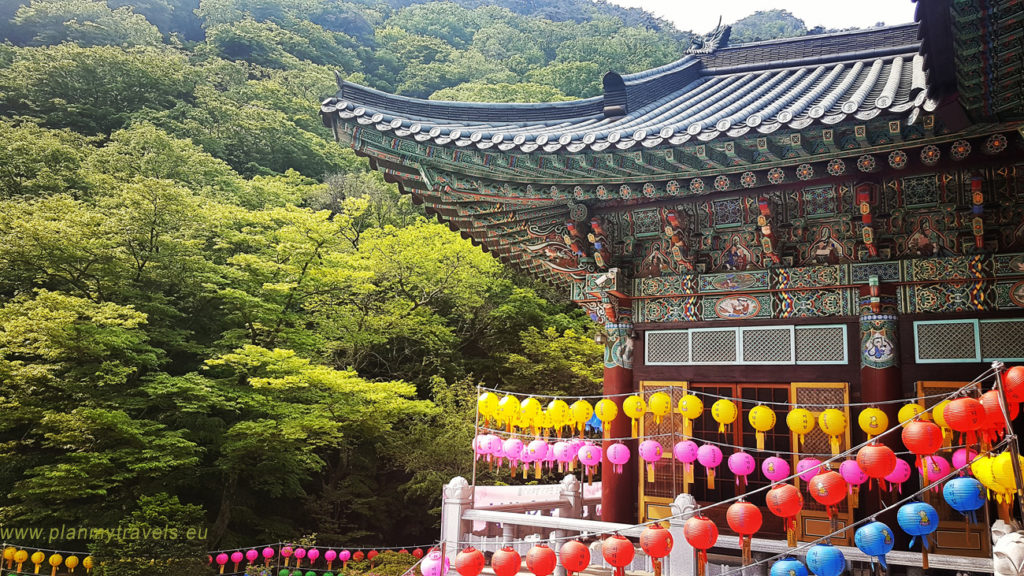 South Korea Gongju Donghaksa Temple